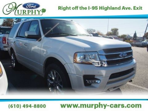 New 2016 Ford Expedition Limited With Navigation0