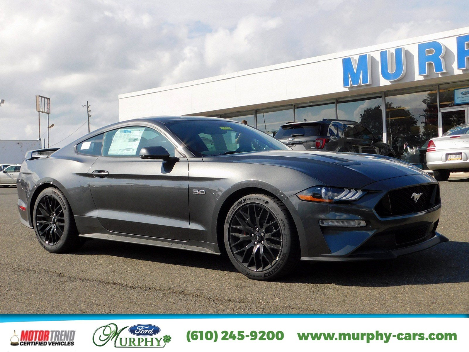 New 2019 Ford Mustang GT 2dr Car in Delaware County PA