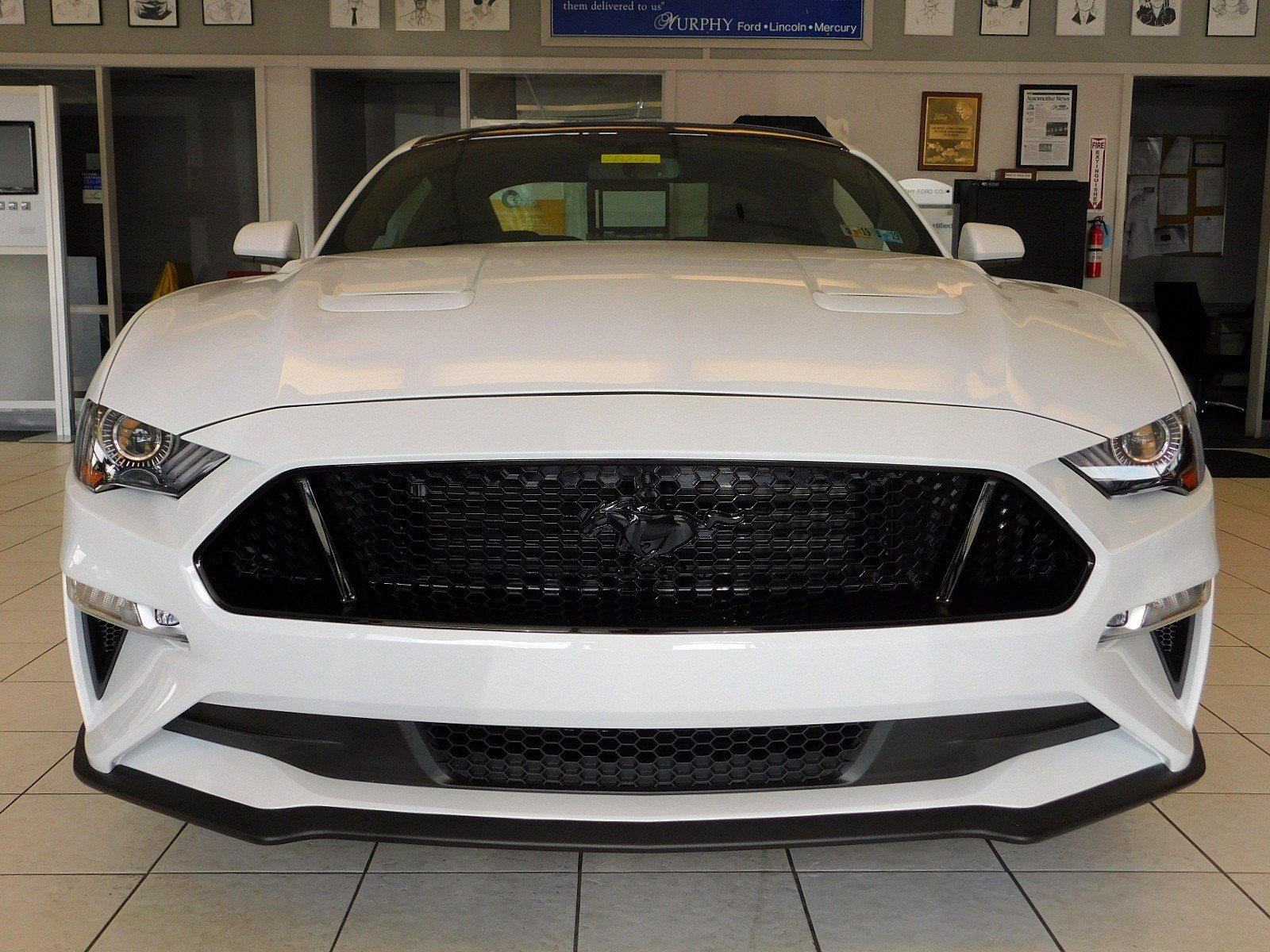 New 2018 Ford Mustang GT 2dr Car in Delaware County PA