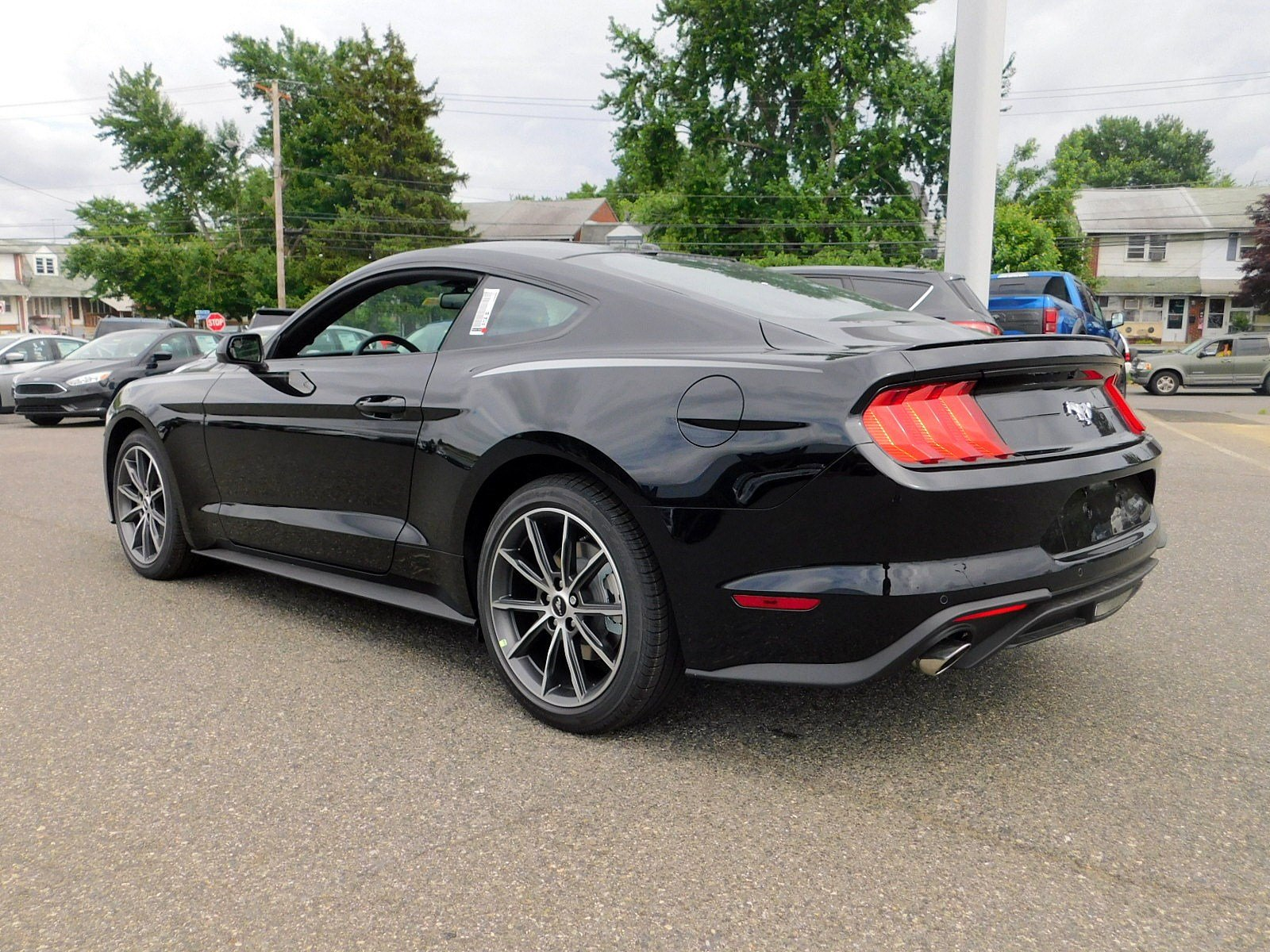 New 2018 Ford Mustang EcoBoost 2dr Car in Delaware County PA