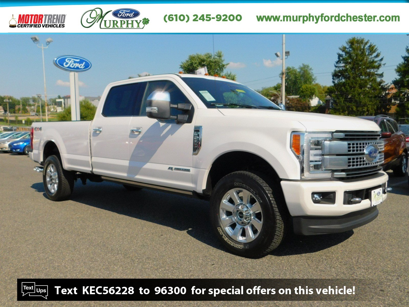 Certified Pre-Owned 2019 Ford Super Duty F-250 SRW Platinum