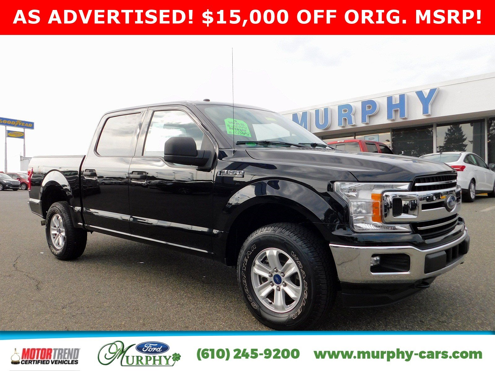 Pre Owned 2018 Ford F 150 Xlt Pickup Truck In Delaware County Pa