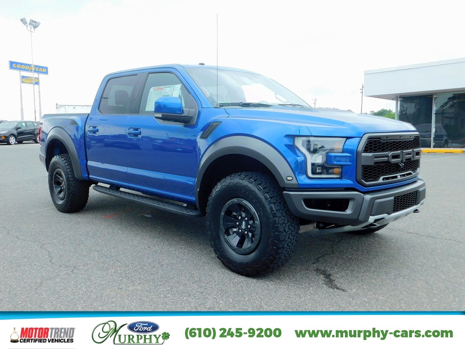 New 2018 Ford F 150 Raptor Short Bed In Delaware County Pa 18371 Series