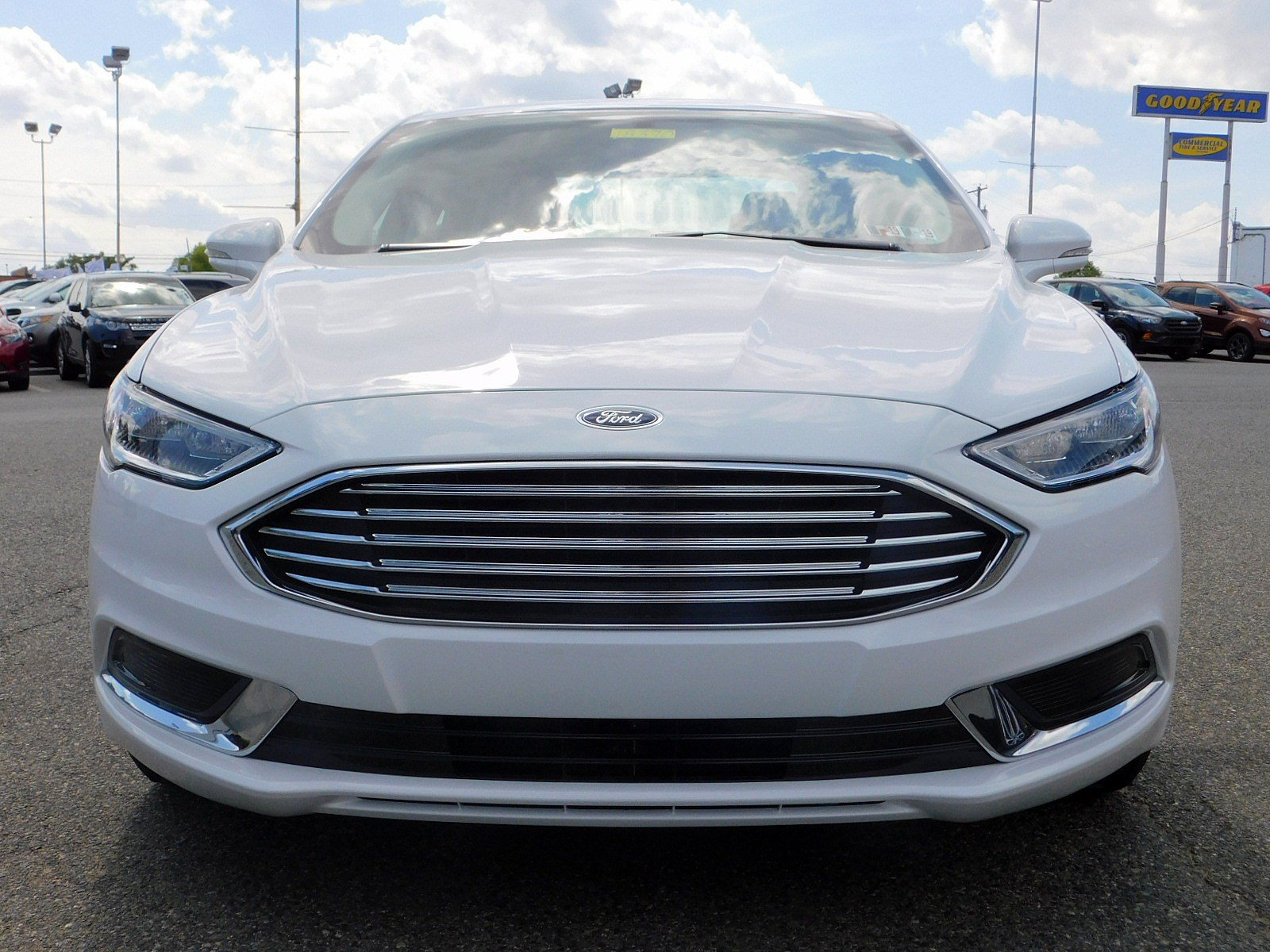 New 2018 Ford Fusion SE 4dr Car in Delaware County PA
