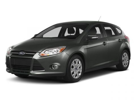 Certified Pre Owned  Ford Focus Se